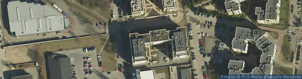 Zdjęcie satelitarne Dalanowska ul.