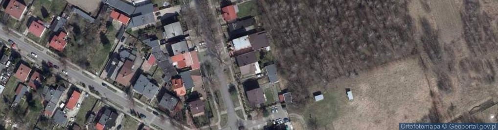 Zdjęcie satelitarne Jarowa ul.