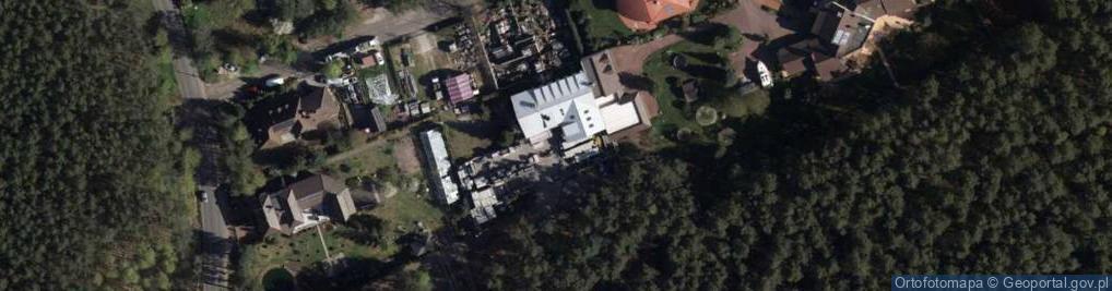 Zdjęcie satelitarne Łochowska ul.