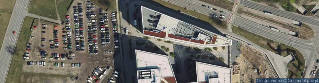 Zdjęcie satelitarne Matyi Stanisława ul.