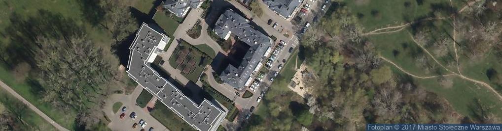 Zdjęcie satelitarne Maciejewskiego Romana ul.
