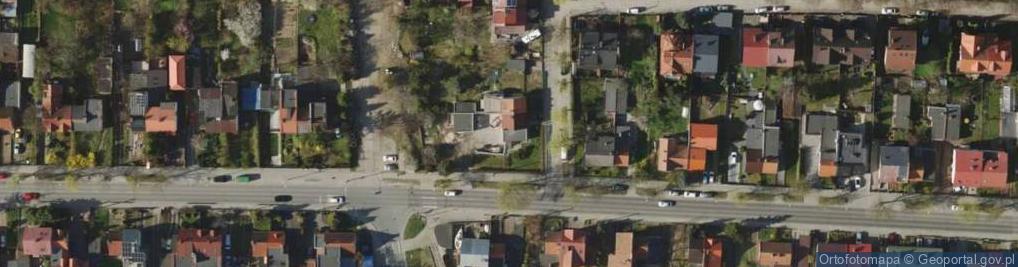 Zdjęcie satelitarne Mozarta Wolfganga ul.