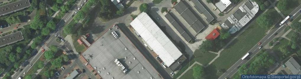 Zdjęcie satelitarne Osiedle Kombatantów os.
