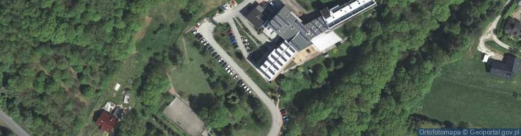 Zdjęcie satelitarne Podlesie ul.