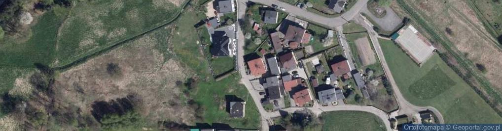 Zdjęcie satelitarne Puszkina Aleksandra ul.