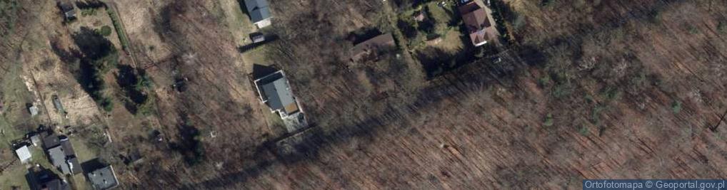 Zdjęcie satelitarne Sianokosy ul.