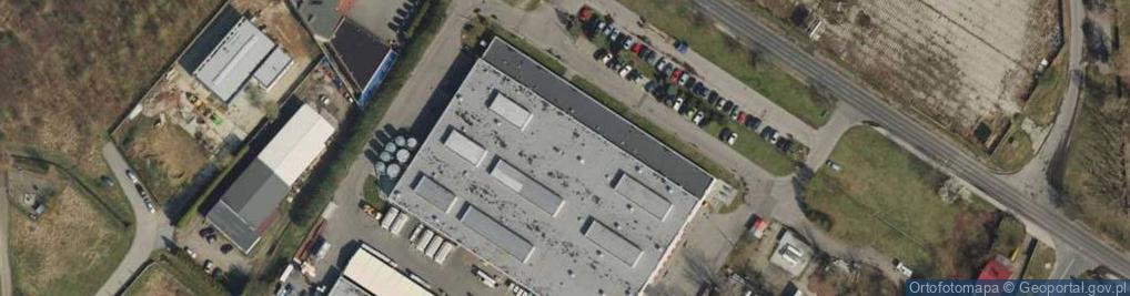 Zdjęcie satelitarne Wołczyńska ul.