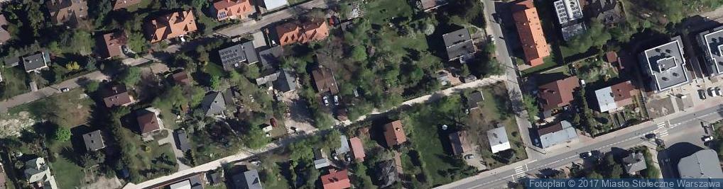 Zdjęcie satelitarne Wójcicka ul.