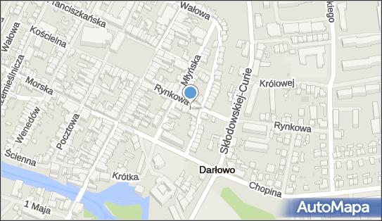 Pod Rycerzem Bar Bistro, Rynkowa 2c, Darłowo 76-150 - Bar, numer telefonu
