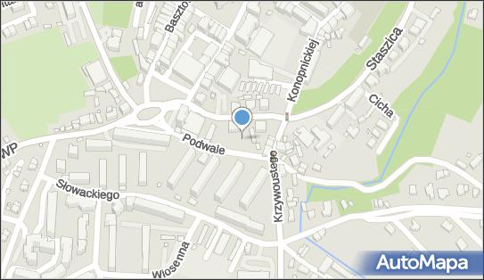 Parking, Sienkiewicza Henryka328, Złotoryja 59-500 - Bezpłatny - Parking