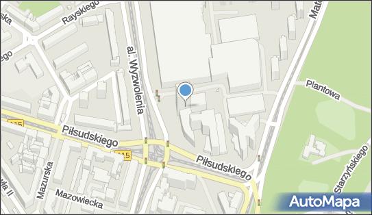 PAZIM, Plac Rodła115 8, Szczecin 70-520 - Biurowiec