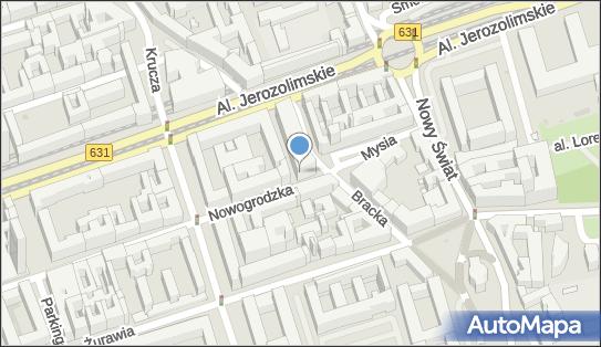 Dom mody vitkAc, Bracka 9, Warszawa 00-501, godziny otwarcia, numer telefonu