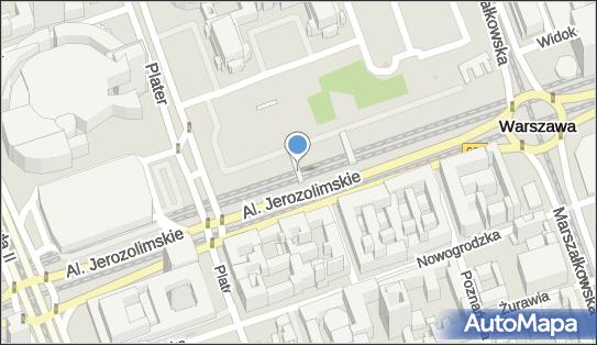 DHL ServicePoint, Jerozolimskie 50, Warszawa 00-024, godziny otwarcia