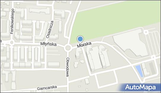 Podziemny, Morska, Reda 84-240 - Hydrant