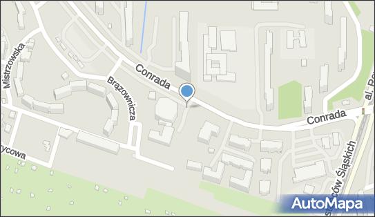Stacja LPG, Conrada Josepha, Warszawa 01-900, 01-922 - LPG - Stacja