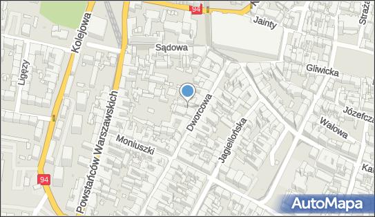 McDonald&#039s, ul. Dworcowa 10, Bytom 41-900, godziny otwarcia, numer telefonu