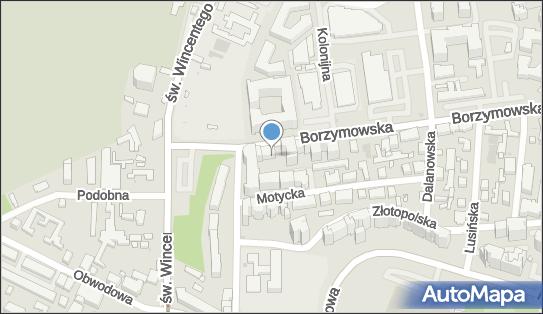 Monopolowy, 03-565 Warszawa, Borzymowska 41 - Monopolowy - Sklep