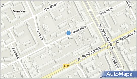 Centrum Medyczne Dantex Med, Nowolipie 25, Warszawa 01-002 - Prywatne centrum medyczne, godziny otwarcia, numer telefonu
