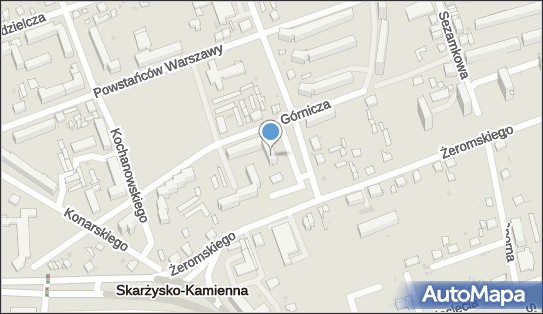 Handel Obwoźny, ul. Moniuszki 3/9, Skarżysko-Kamienna 26-110 - Przedsiębiorstwo, Firma