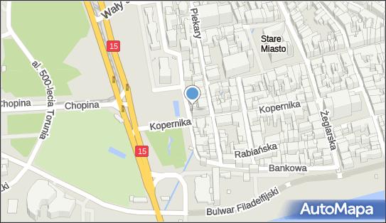 U Kaduka, Mariana Rapackiego, pl. 9, Toruń - Pub, godziny otwarcia, numer telefonu