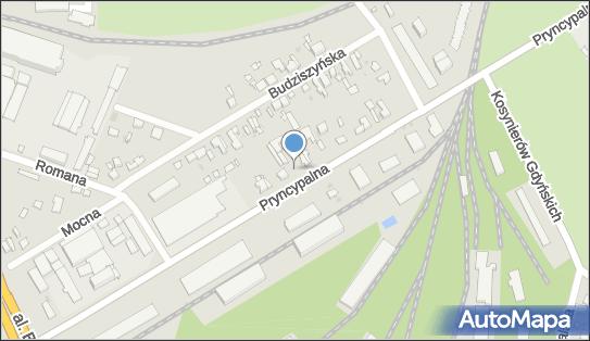 Myjnia samochodowa Ręczna, Pryncypalna 115, Łódź - Ręczna - Myjnia samochodowa, godziny otwarcia, numer telefonu