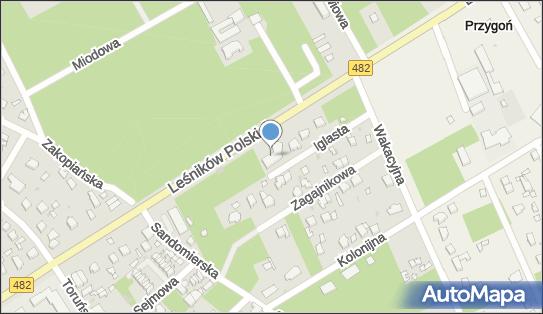 Restauracja Przygoń, ul. Iglasta 8, Łask - Restauracja, godziny otwarcia, numer telefonu