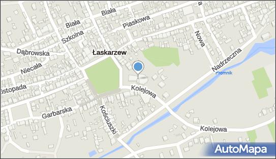 Podwyższenia Krzyża Świętego, Kolejowa 1, Łaskarzew 08-450 - Rzymskokatolicki - Kościół, numer telefonu