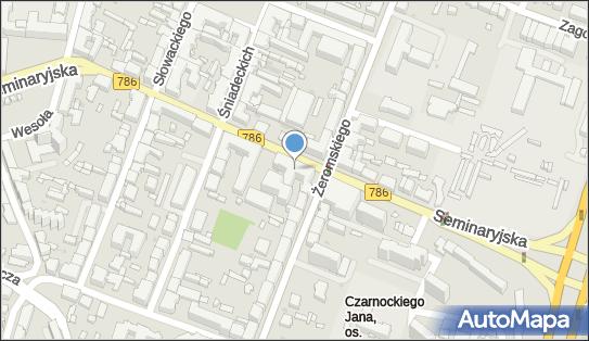 Sąd Okręgowy, Seminaryjska 12a, Kielce 25-372 - Sąd, numer telefonu