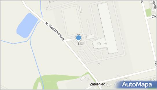 Schenker, al. Kasztanowa 152, Młochów - Schenker, numer telefonu