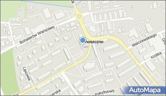 Gospodarczy Bank Spółdzielczy w Choszcznie, Rynek 6, Choszczno 73-200 - SGB - Oddział, numer telefonu