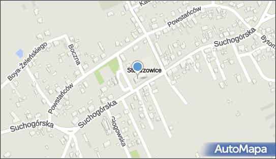 nr 43, Suchogórska 98, Bytom - Szkoła podstawowa, numer telefonu