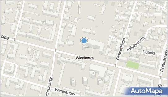 1 Szpital Wojskowy, al. Racławickie 23, Lublin 20-059 - Szpital, numer telefonu