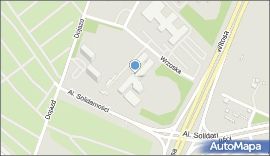 Szpital ZOZ MSWiA im. L. Bierkowskiego, Dojazd 34, Poznań 60-631 - Szpital, numer telefonu