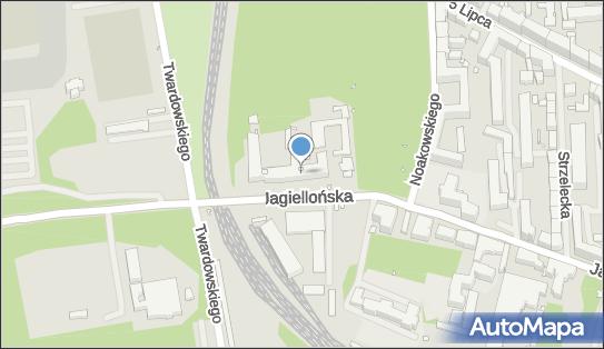 Szpital ZOZ MSWiA, Jagiellońska 44, Szczecin - Szpital, numer telefonu