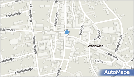 T-Mobile, Plac Jana Pawła II 10, Wadowice 34-100 - T-Mobile - Sklep, godziny otwarcia, numer telefonu