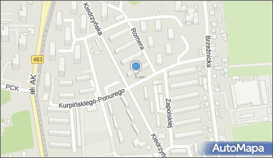 Postój Taxi, Kurpińskiego-Ponurego, Częstochowa 42-215 - Taxi - Postój