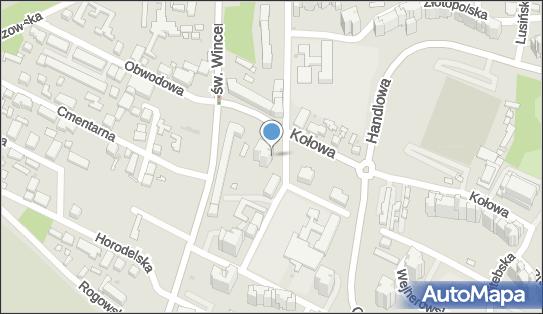 nr 9469, Olgierda 44, Warszawa - Trafostacja