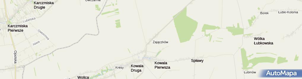 Zdjęcie satelitarne Biuro Rachunkowe BB