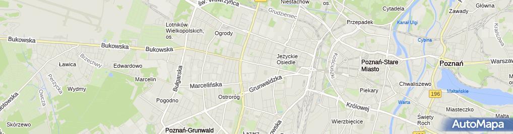 Zdjęcie satelitarne Enea
