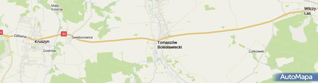 Zdjęcie satelitarne Tomato