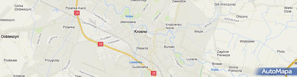 Zdjęcie satelitarne Oskar