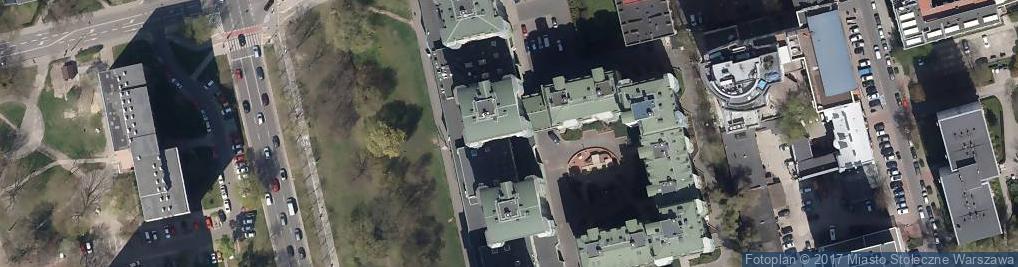 Zdjęcie satelitarne Euro-Apteka