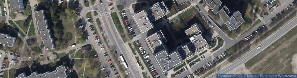 Zdjęcie satelitarne Presto