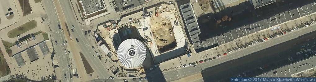 Zdjęcie satelitarne Agami
