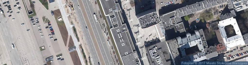 Zdjęcie satelitarne C & A
