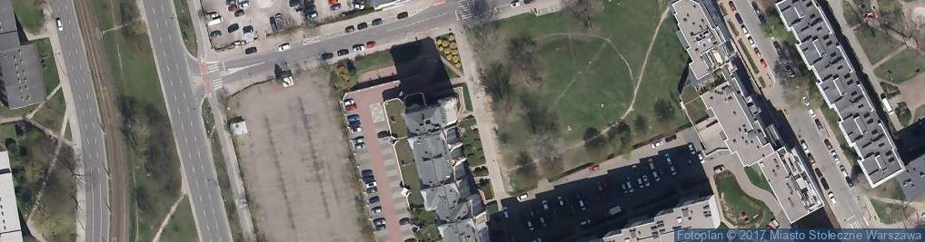 Zdjęcie satelitarne Glob Kontrakt S.C.