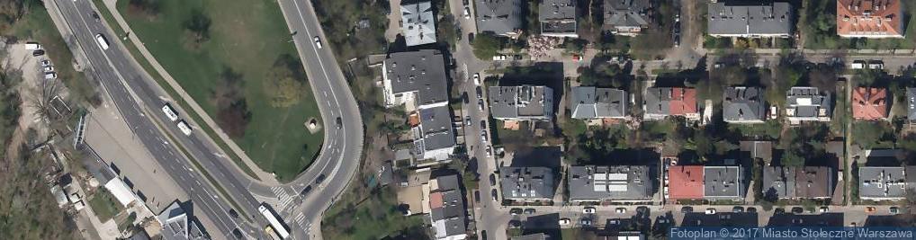 Zdjęcie satelitarne Wiedza i Praktyka Sp. z o.o.