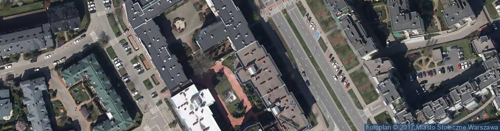 Zdjęcie satelitarne NZOZ Bgmed