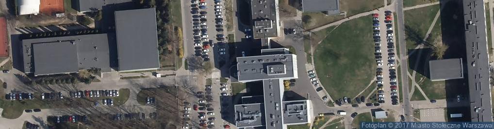 Zdjęcie satelitarne Przychodnia, Przychodnia Lekarska Wojskowej Akademii