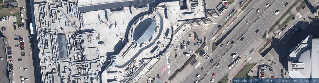 Zdjęcie satelitarne Tchibo